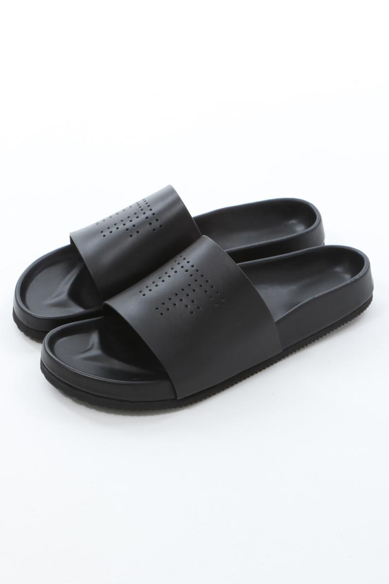 トムフォード TOM FORD サンダル シャワーサンダル 靴 メンズ J1224T LCL076 ブラック 送料無料 楽ギフ_包装 2020年春夏新作