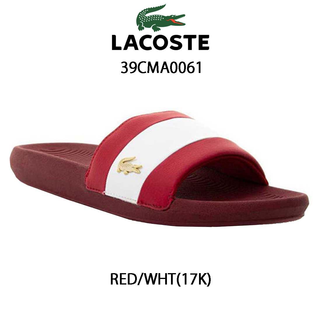 LACOSTE(ラコステ)シャワーサンダル  スポーツ メンズ 男性用 39CMA0061