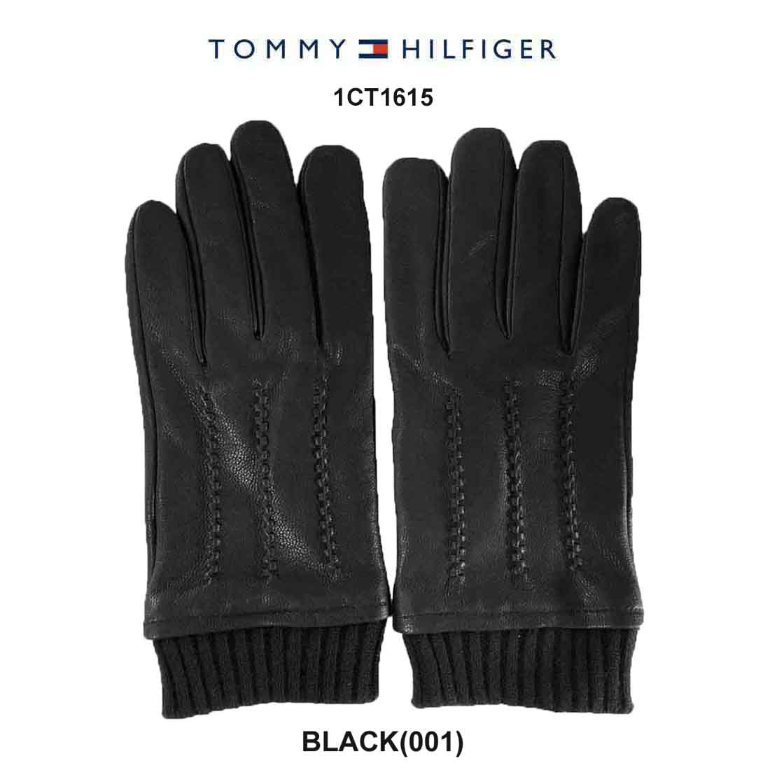 送料無料 並行輸入品 TOMMY HILFIGER トミーヒルフィガー 1CT1615 タッチグローブ スマホ 手袋 激安通販販売 セール価格 メンズ