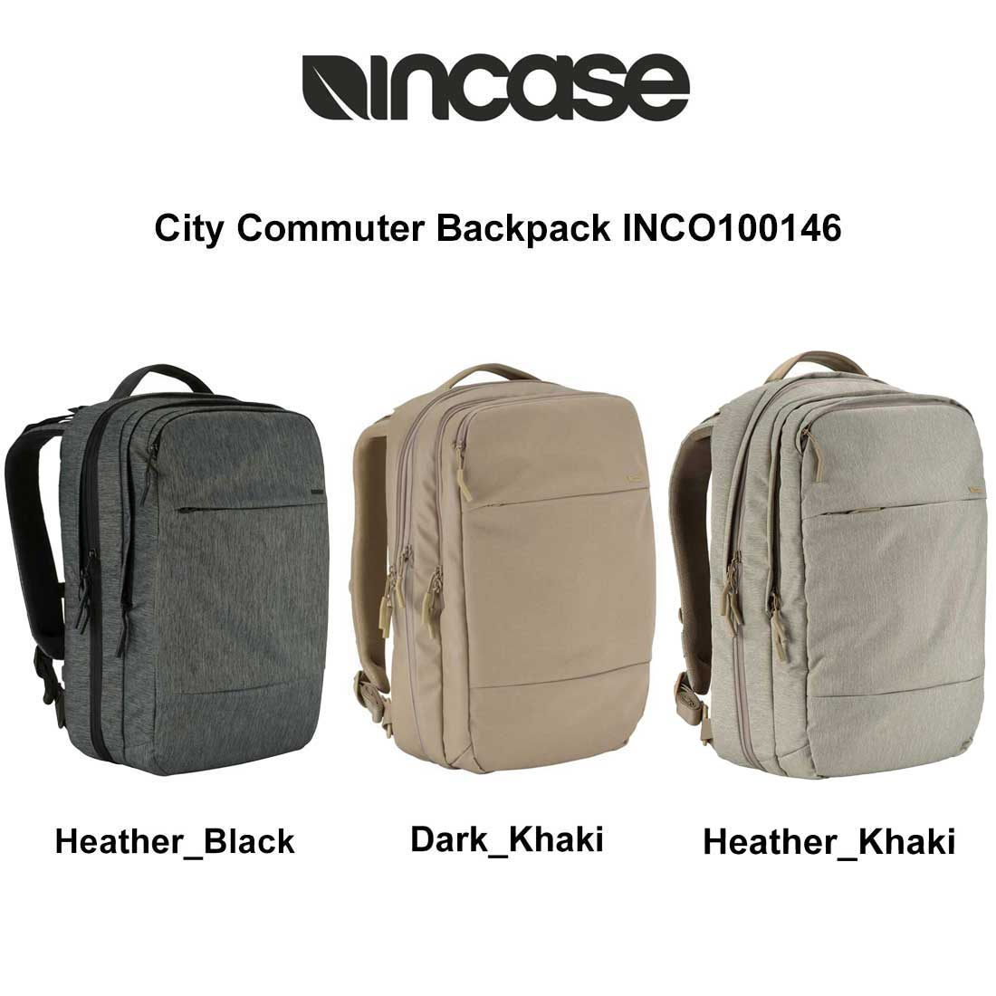Incase(インケース)シティ バックパック リュック 通勤通学 City Commuter Backpack INCO100146