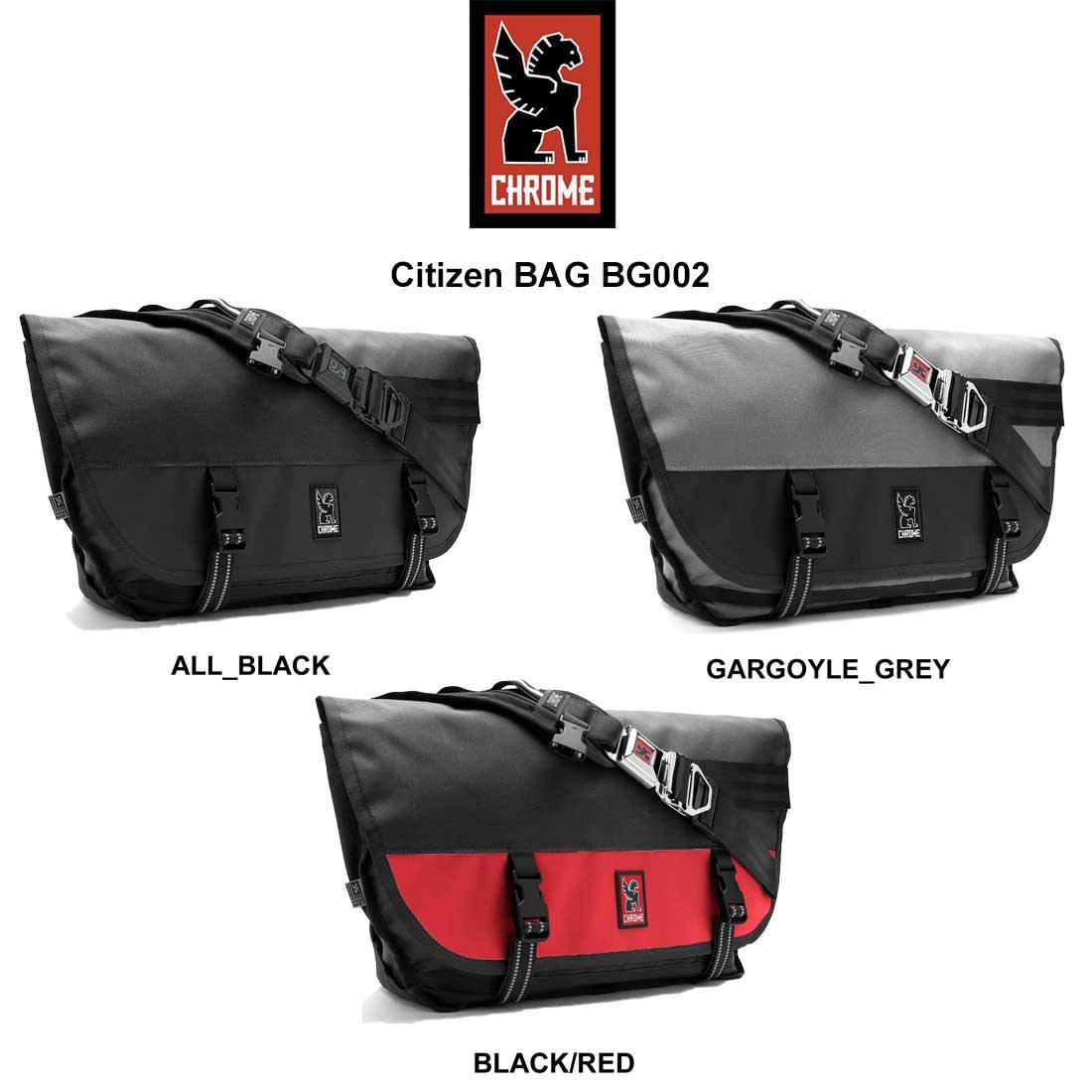 Chrome(クローム)シチズン メッセンジャーバッグ サイクリング 自転車 ロードバイク Citizen BAG BG002