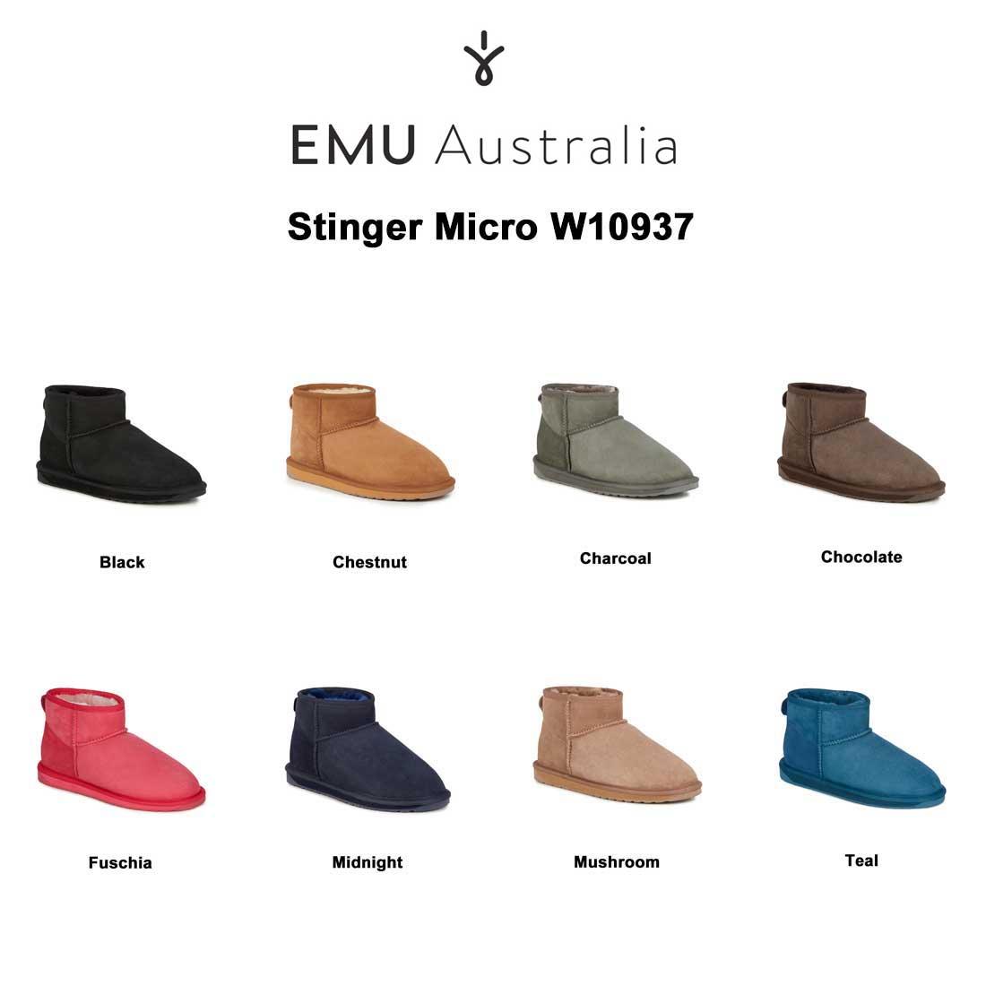 (SALE)EMU(エミュー)ムートン ブーツ スティンガーマイクロ Stinger Micro W10937