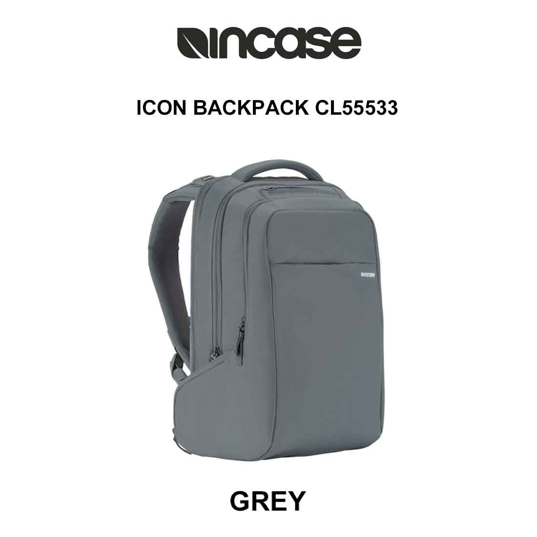 Incase(インケース)バックパック リュック ICON BACKPACK CL55533 Gray