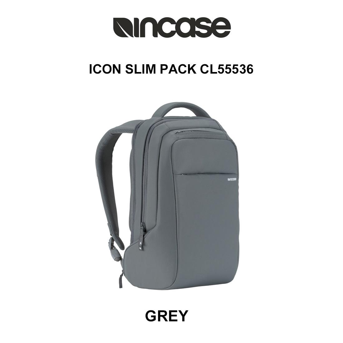 Incase(インケース)スリム バックパック リュック ICON SLIM PACK CL55536 Gray