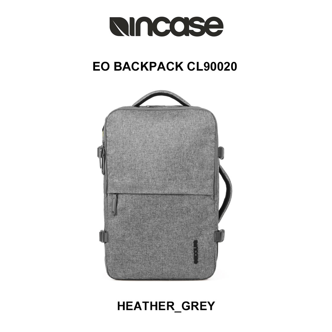 Incase(インケース)トラベル 旅行 バックパック リュック EO BACKPACK CL90020 Heather Gray