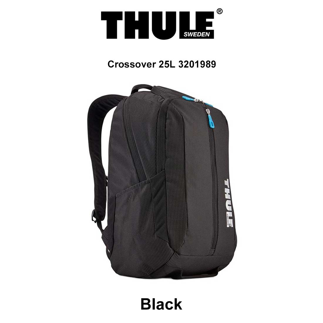 THULE(スーリー)バックパック リュック バッグ クロスオーバー Crossover 25L 3201989