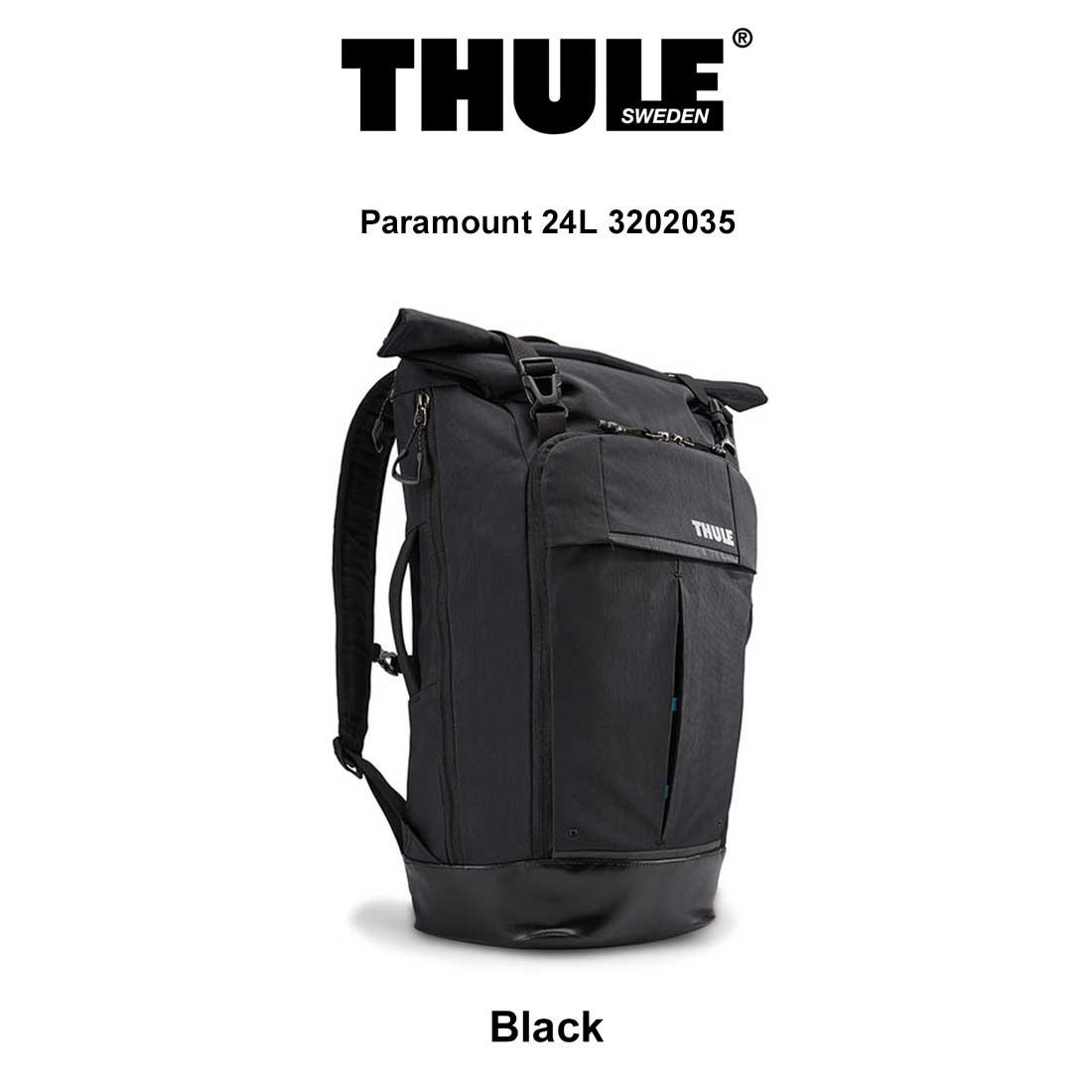 THULE(スーリー)バックパック リュック バッグ パラマウント Paramount 24L 3202035