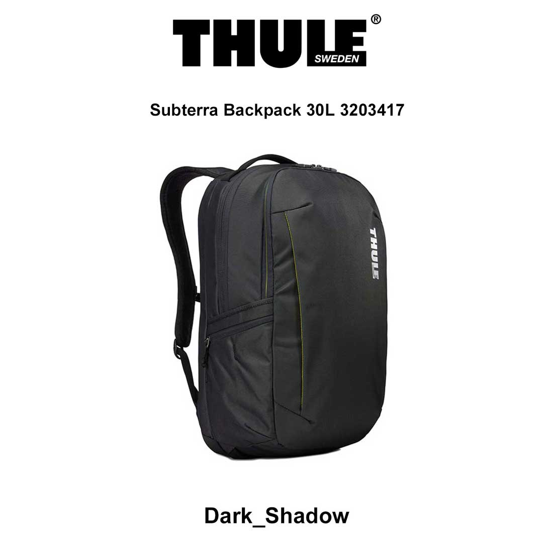 THULE(スーリー)バックパック リュック バッグ サブテラ Subterra Backpack 30L 3203417