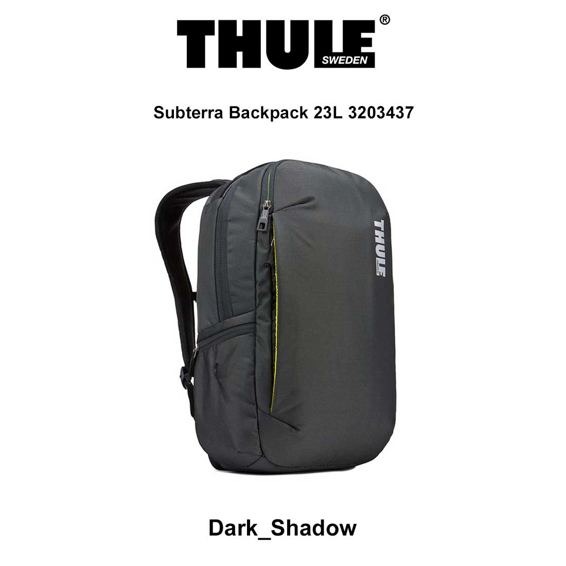 THULE(スーリー)バックパック リュック バッグ サブテラ Subterra Backpack 23L 3203437