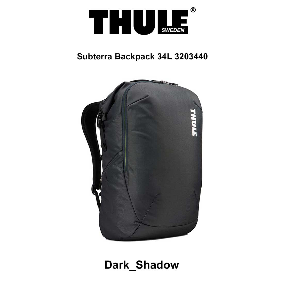 THULE(スーリー)バックパック リュック バッグ サブテラ Subterra Backpack 34L 3203440