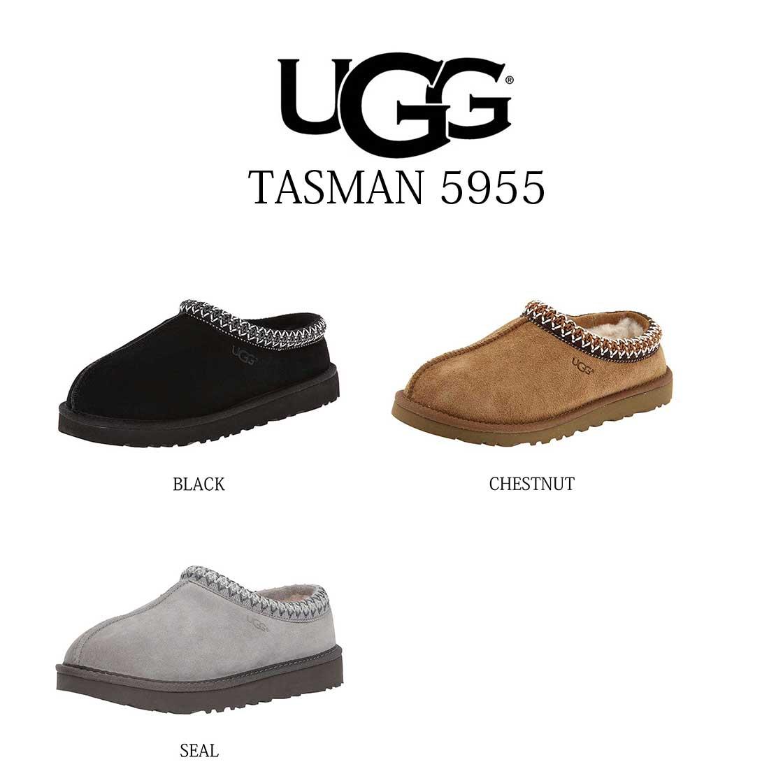 (SALE)UGG(アグ)ウィメンズ ムートン サンダル タスマン TASMAN 5955
