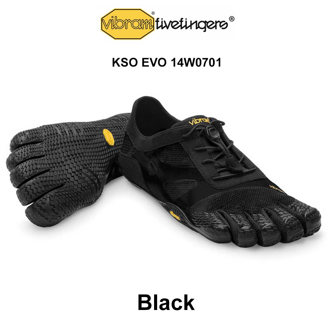 Vibram FiveFingers(ビブラムファイブフィンガーズ)レディース 五本指 シューズ KSO EVO 14W0701