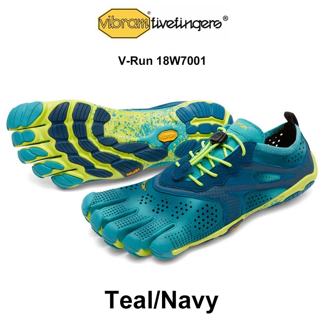 Vibram FiveFingers(ビブラムファイブフィンガーズ)レディース 五本指 シューズ V-Run 18W7001