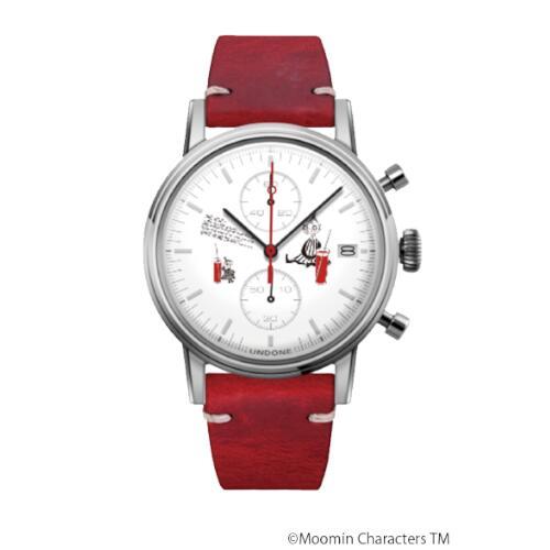 腕時計 ムーミン UNDONE リトル・ミー ミムラねえさん メンズ レディース 送料無料【数量限定モデル Moomin_LTD_E01 SEIKOムーブメント搭載 クォーツ】