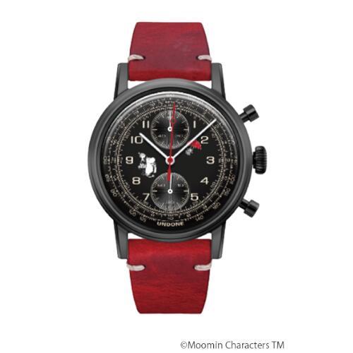 腕時計 ムーミン UNDONE ミムラねえさん リトル・ミイ メンズ レディース 送料無料【数量限定モデル Moomin_LTD_E03 SEIKOムーブメント搭載 クォーツ】