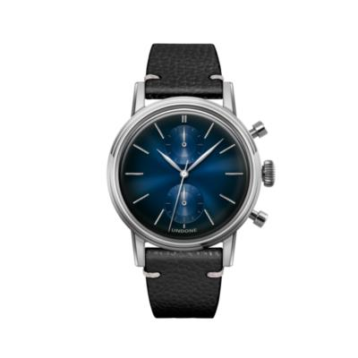UNDONE URBAN MYSTIQUE MERCURY メカクォーツ 腕時計 シルバー