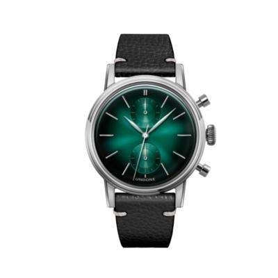 UNDONE URBAN MYSTIQUE NEPTUNE メカクォーツ 腕時計 シルバー