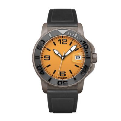納得できる割引 UNDONE AQUA CERAKOTE AQUA セラコーテ 腕時計【自動巻機械式 ブラック セラコーテ グレーケース セラミック ブラック ラバーブラック】, 職人魂:2d8b2f2c --- bucketsandspades.co.uk