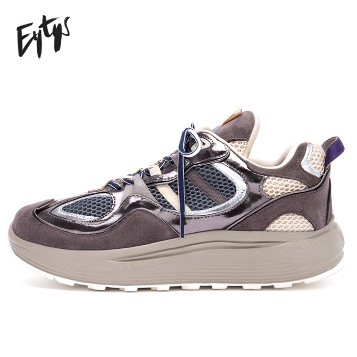 8622bd8c66 UNEEK BASEMNT: EYTYS (eighty) JET TURBO (IRON) [low top sneakers ...