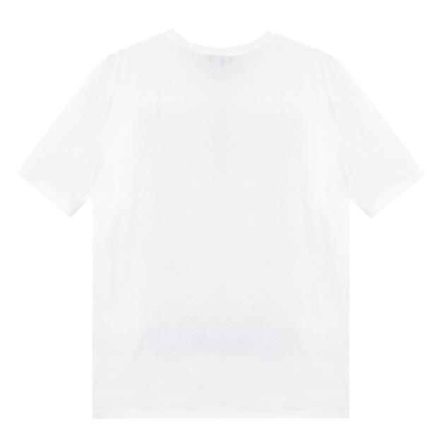 要率隊參加死亡 sqkiad × penthokise (PASARELA 敢死隊) 妮可安妮斯頓 t 恤 (白色) [/ kinisex 乘員組] [白色]