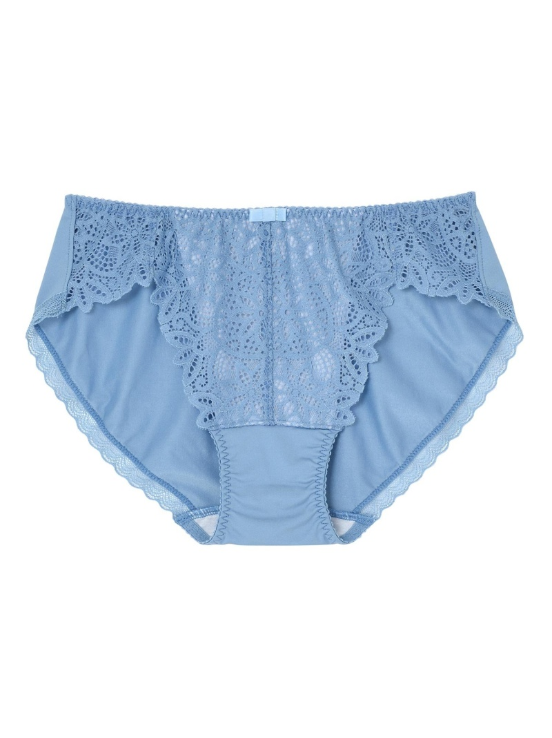 lacebra_0427 shorts_0217 une nana cool レディース 送料無料限定セール中 インナー ナイトウェア ウンナナクール ショーツ ベージュ Rakuten ブルー 当店一番人気 Kiriko Fashion petal ホワイト
