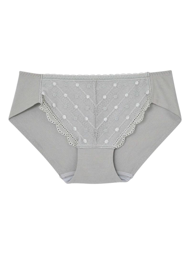 メーカー公式ショップ shorts_0217 une nana cool レディース インナー ナイトウェア チープ ウンナナクール ポルカドットコットン ブラック ショーツ ピンク カーキ Fashion グレー ベージュ Rakuten