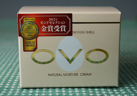生物奶油出生從蛋殼蛋蛋) 天然保濕霜霜 150g 自然,防過敏