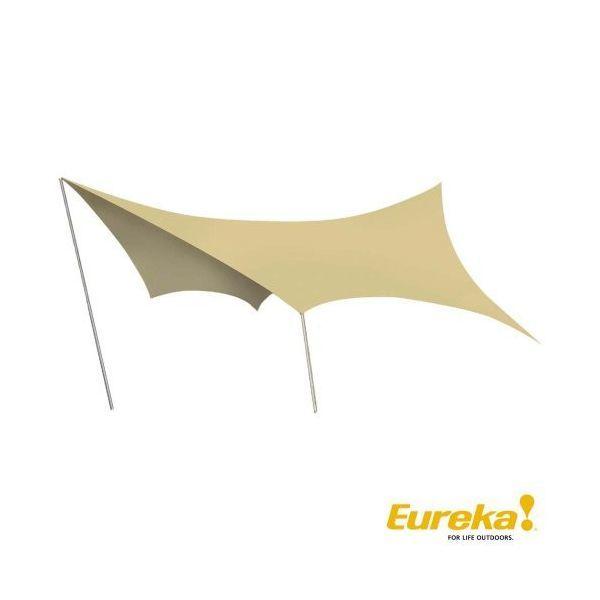 最新タープモデル 2017年入荷モデル Eureka! Parawing 550x550x400 ヨーレイカ パラウイング タープ テント