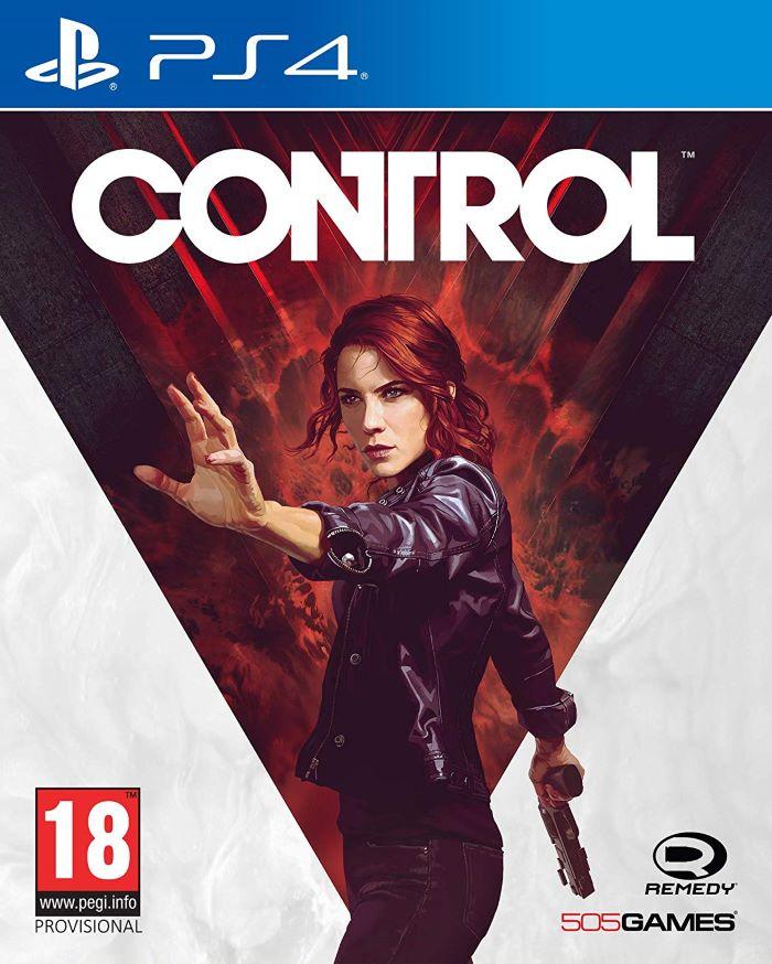 【在庫あり 新品】Control コントロール PS4 輸入版