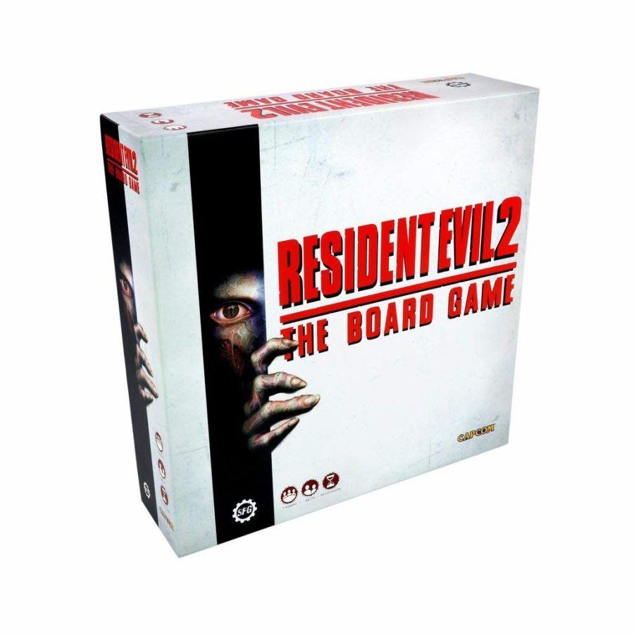Resident Evil 2 The Board Game バイオハザード2 ボードゲーム