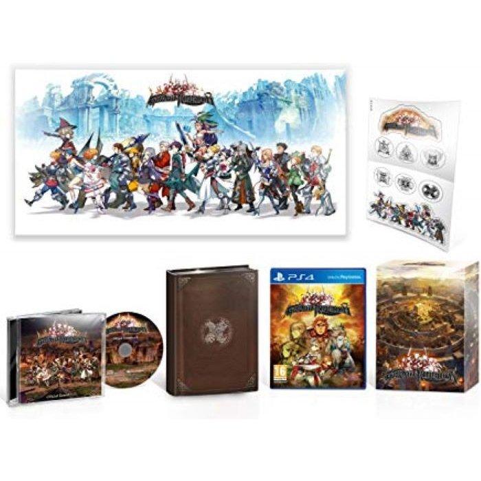 取り寄せ Grand ついに入荷 Kingdom - 特別セール品 輸入版 Limited Edition PS4