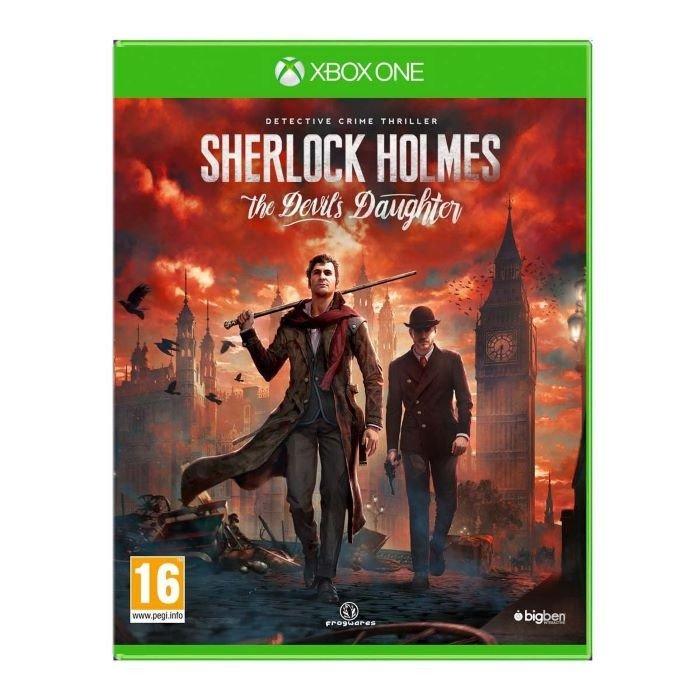 新品 シャーロックホームズ Sherlock Holmes: 倉 The 輸入版 Daughter 買物 Xbox Devil's One