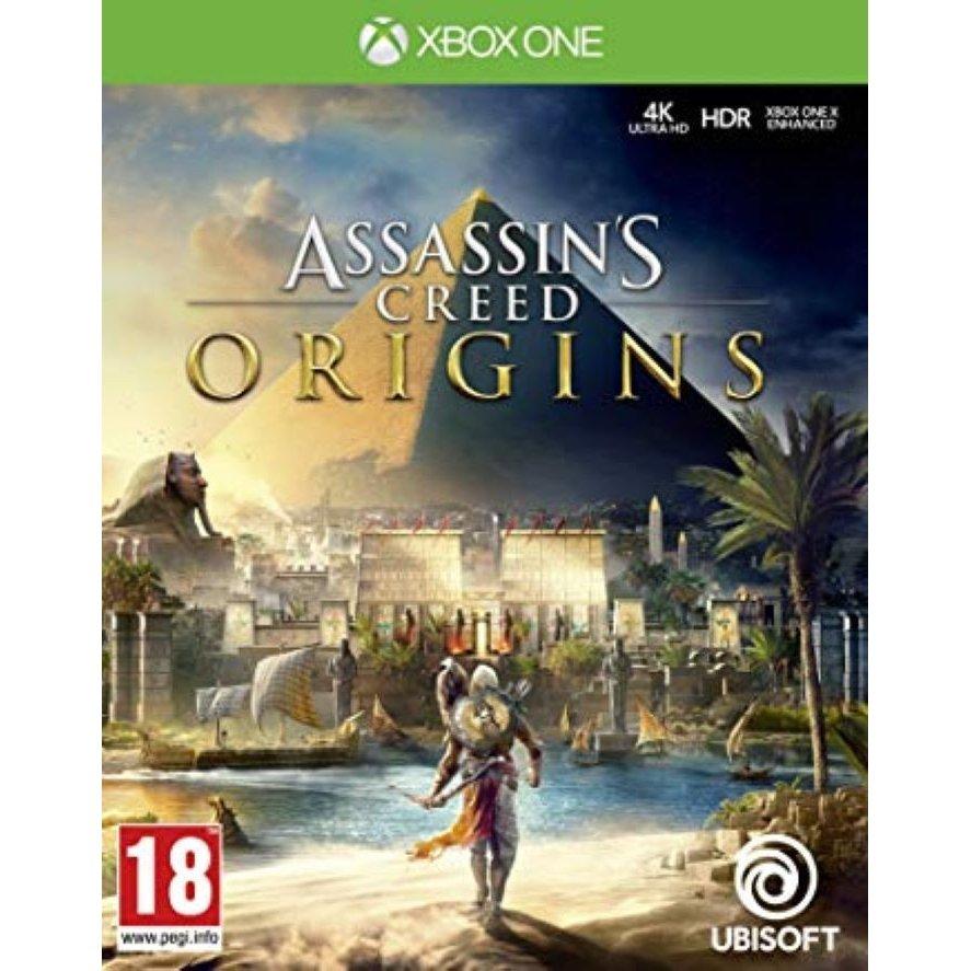 取り寄せ Assassin's 新作からSALEアイテム等お得な商品 満載 Creed: Origins One 販売 Xbox 輸入版