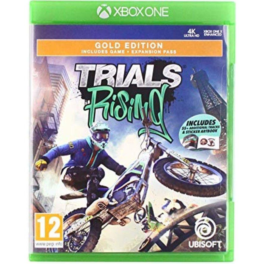 取り寄せ Trials ついに入荷 Rising おすすめ - Gold One 輸入版 Xbox Edition
