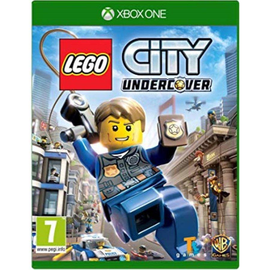 新作 取り寄せ Lego City Undercover 春の新作 One 輸入版 Xbox