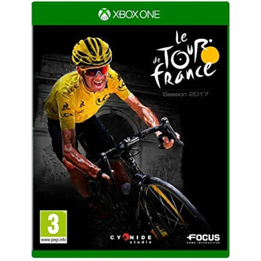 全国一律送料無料 取り寄せ 返品送料無料 Tour De France 2017 Xbox One 輸入版