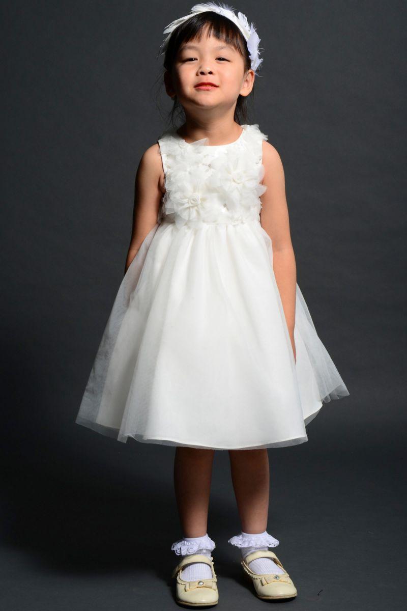 サイズオーダー 子供ドレス 子どもドレス 子供服 パーティードレス ワンピース 女の子 フラワーガール プリンセス 衣装 ピアノ発表会 結婚式 フォーマル 12359