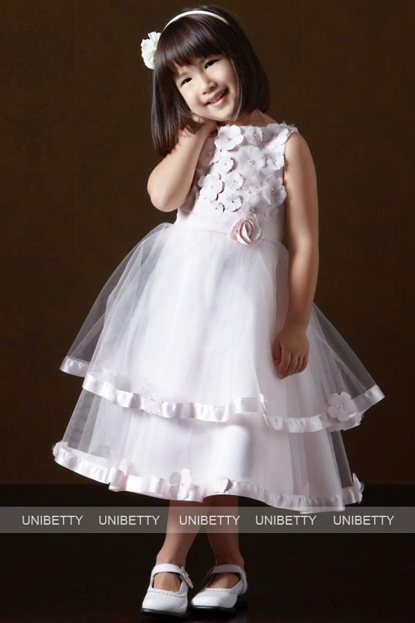 サイズオーダー 子供ドレス 子どもドレス 子供服 パーティードレス ワンピース 女の子 フラワーガール プリンセス 衣装 ピアノ発表会 結婚式 フォーマル 12376