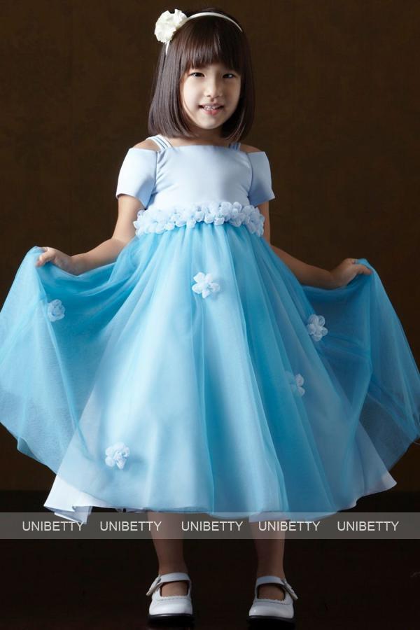 サイズオーダー 子供ドレス 子どもドレス 子供服 パーティードレス ワンピース 女の子 フラワーガール プリンセス 衣装 ピアノ発表会 結婚式 フォーマル 12377
