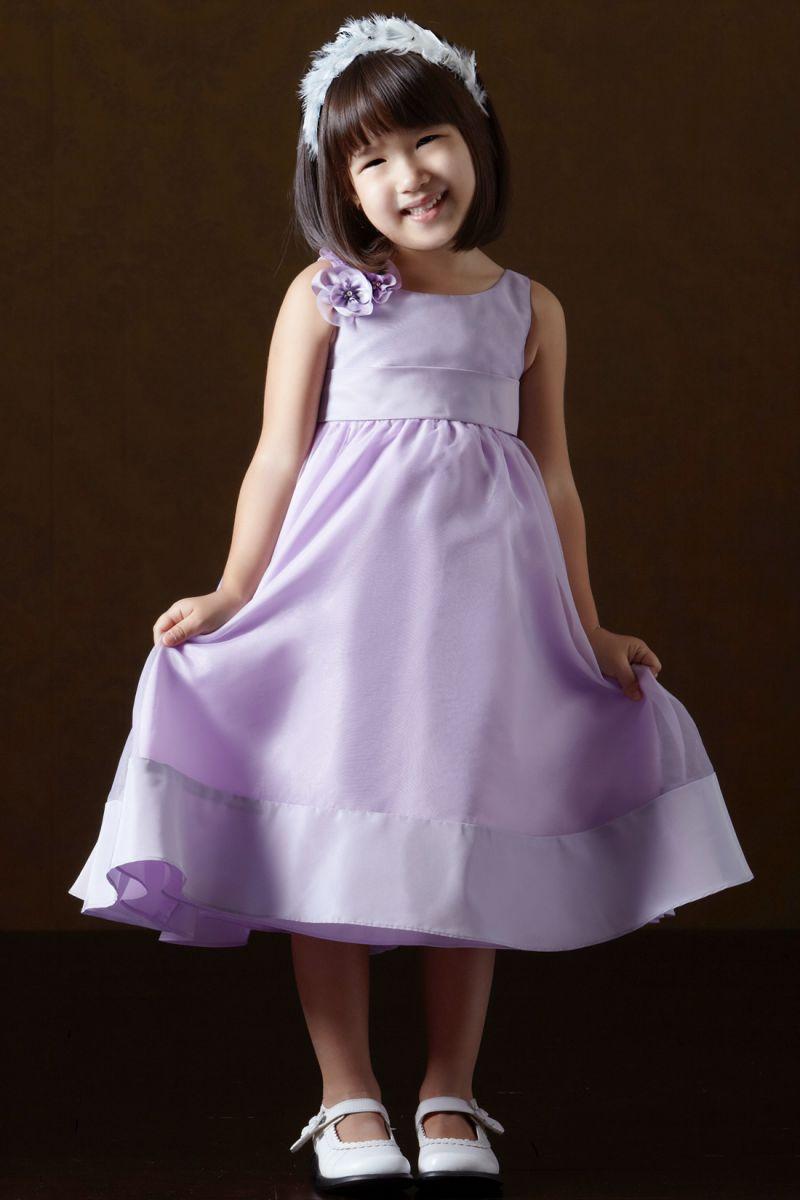 サイズオーダー 子供ドレス 子どもドレス 子供服 パーティードレス ワンピース 女の子 フラワーガール プリンセス 衣装 ピアノ発表会 結婚式 フォーマル 12378
