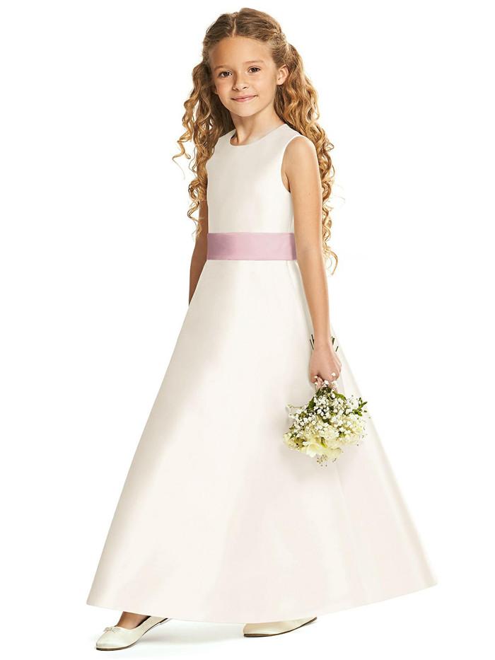 サイズオーダー 子供ドレス 子どもドレス 子供服 パーティードレス ワンピース 女の子 フラワーガール プリンセス 衣装 ピアノ発表会 結婚式 フォーマル FL4062
