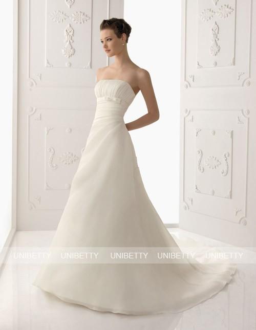 ウェディングドレス サイズオーダー無料 オーダードレス ウエディング Aライン WEDDING DRESS 披露宴 演奏会 結婚式 二次会 WS2284