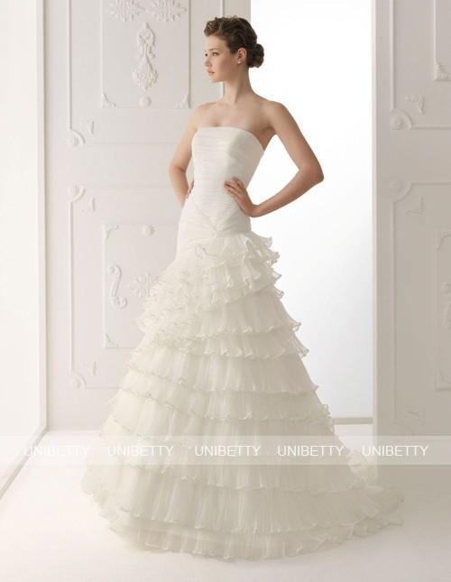 ウェディングドレス サイズオーダー無料 オーダードレス ウエディング Aライン WEDDING DRESS 披露宴 演奏会 結婚式 二次会 WS2280