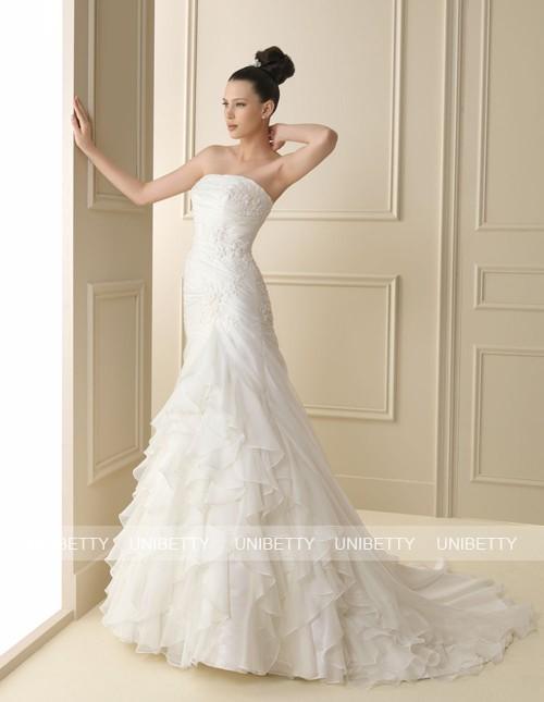 ウェディングドレス_Aライン_結婚式_WS2125