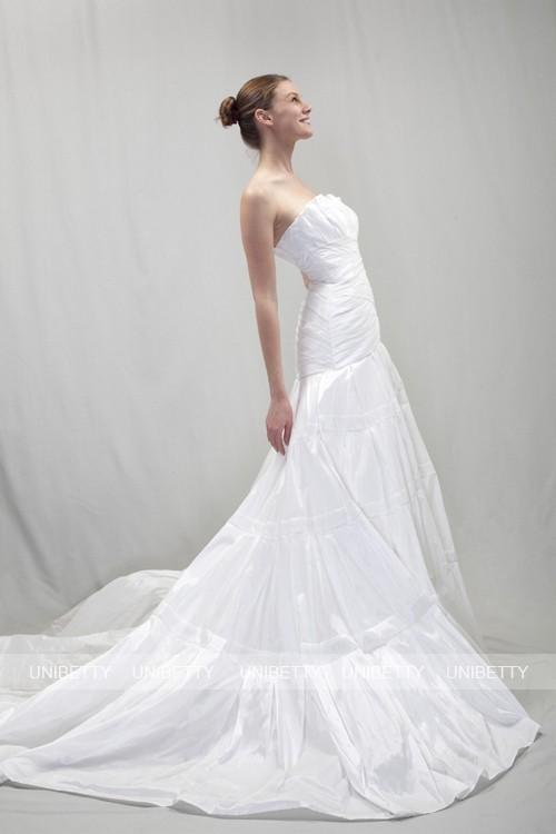 ウェディングドレス 結婚式 オーダードレス ウエディング Aライン 結婚式 披露宴 演奏会 二次会 花嫁 ws2321