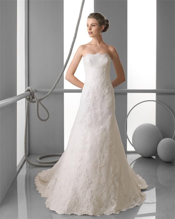 ウェディングドレス サイズオーダー無料 オーダードレス ウエディング Aライン WEDDING DRESS 披露宴 演奏会 結婚式 二次会 ws2394