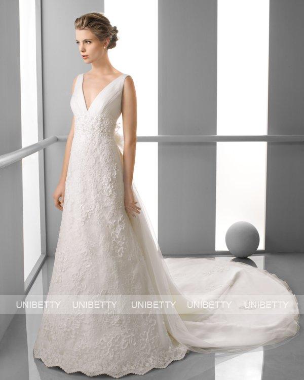 ウェディングドレス サイズオーダー無料 オーダードレス ウエディング Aライン WEDDING DRESS 披露宴 演奏会 結婚式 二次会 ws2448