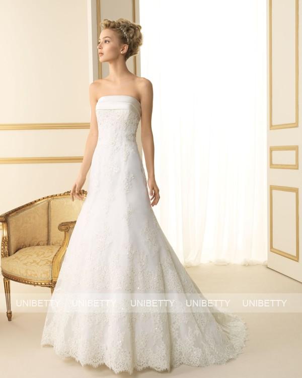 ウェディングドレス サイズオーダー無料 オーダードレス ウエディング Aライン WEDDING DRESS 披露宴 演奏会 結婚式 二次会 ws2489
