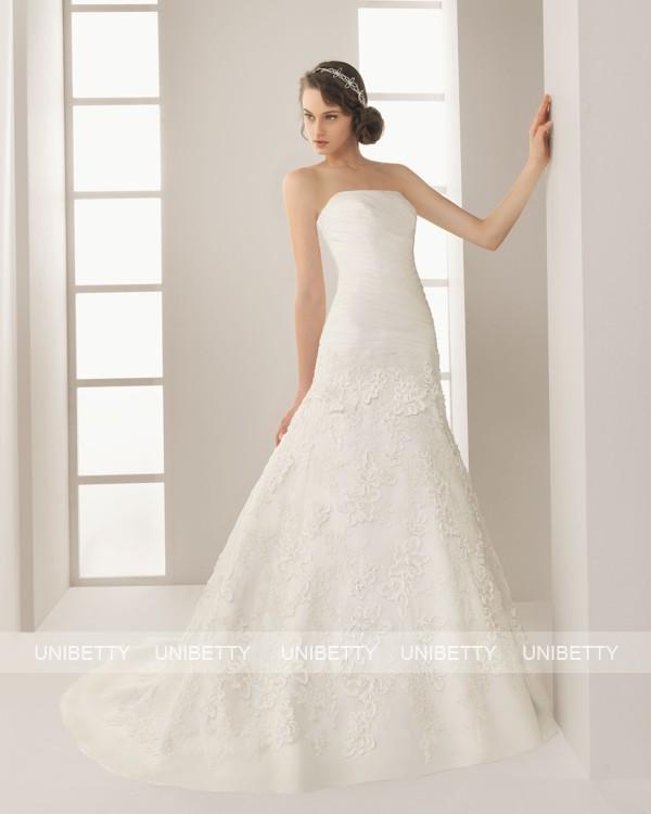 ウェディングドレス サイズオーダー無料 オーダードレス ウエディング Aライン WEDDING DRESS 披露宴 演奏会 結婚式 二次会 ws2550