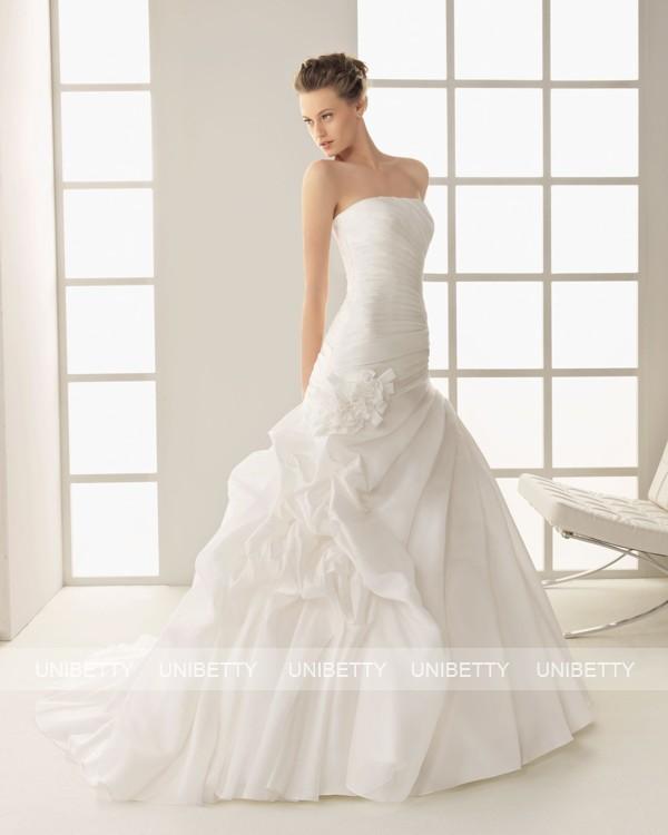 ウェディングドレス サイズオーダー無料 オーダードレス ウエディング Aライン WEDDING DRESS 披露宴 演奏会 結婚式 二次会 ws2559
